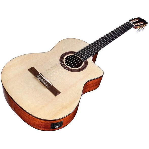 Cordoba C5-CE SP Acoustic Electric Classical Guitar With Solid Spruce Top
