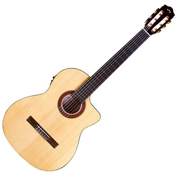 Cordoba C5-CET Limited Acoustic Electric Nylon String Guitar With Bag - Andy's Music