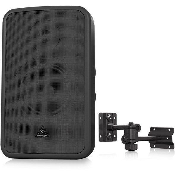 Behringer CE500A Powered 80-Watt Commercial Sound Speaker System