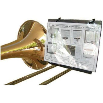 DEG Trombone Flip Folder with Clamp-On Lyre - Andy's Music