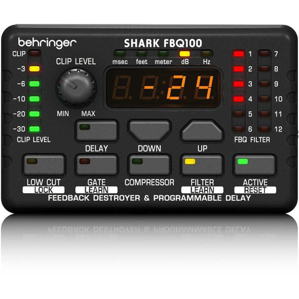 Behringer SHARK FBQ100 Feedback Suppressor - Andy's Music