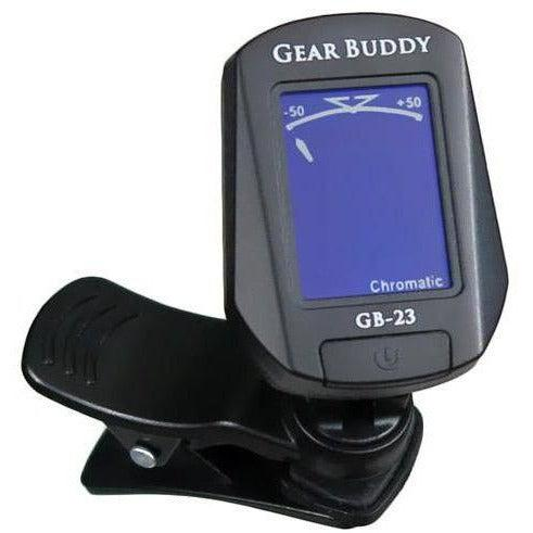 Clip-On GB23 Universal Chromatic Tuner-Andy's Music