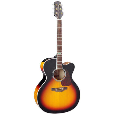 Takamine GN72CEBSB Acoustic Electric Guitar Brown Sunburst Finish