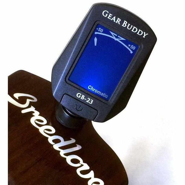 Clip-On GB23 Universal Chromatic Tuner