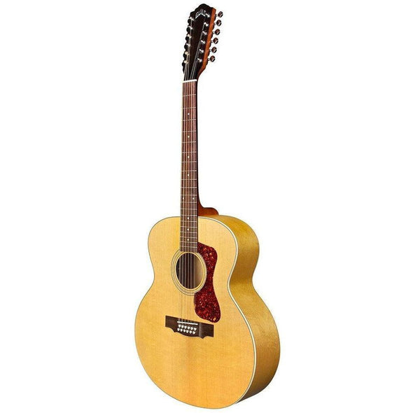 Guild F-2512E Jumbo Acoustic Electric 12-String Guitar - Andy's Music