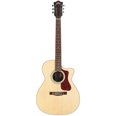 Guild OM-240 Cutaway Orchestra Acoustic Electric Guitar