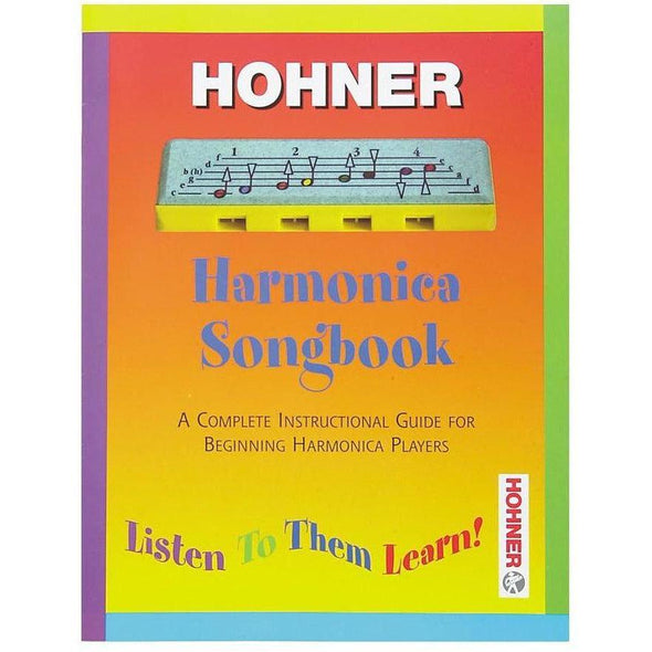 Hohner Play and Learn Harmonica - Andy's Music