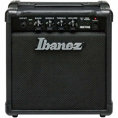 Ibanez IBZ10G 10 Watt Combo Guitar Amplifier - Andy's Music