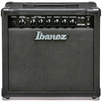 Ibanez IBZ15GR Guitar Amplifier With Reverb - Andy's Music