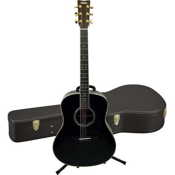 Yamaha LL16R A.R.E. Handcrafted Acoustic Guitar-LL16RD Rosewood/Abalone Black B-Stock-Andy's Music
