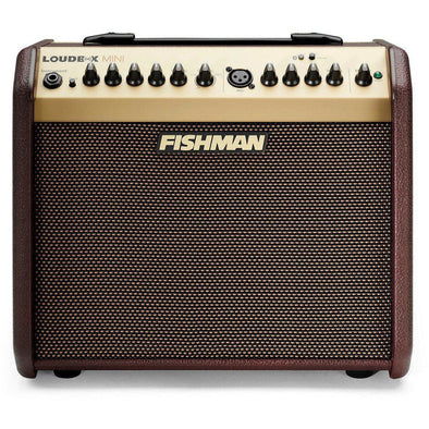 Fishman Loudbox Mini Bluetooth Acoustic Guitar Amplifier PROLBT500 - Andy's Music