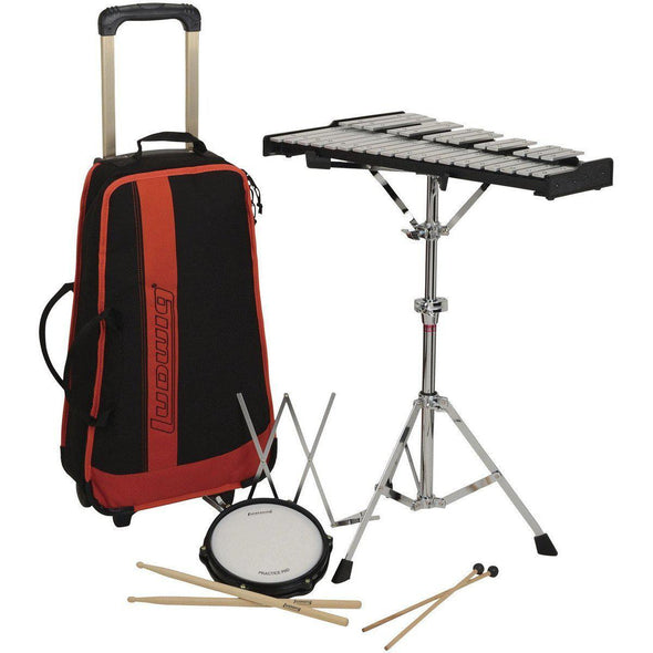 Ludwig M652RP Bell Kit With Rolling Bag Backpack