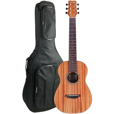 Cordoba MINI II MH Travel Guitar With Deluxe Bag - Andy's Music