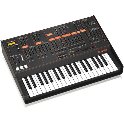 Behringer Odyssey 37 Key Analog Synthesizer - Andy's Music