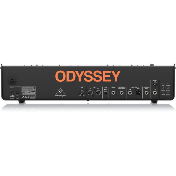 Behringer Odyssey Analog Synthesizer With Sequencer & Arpeggiator