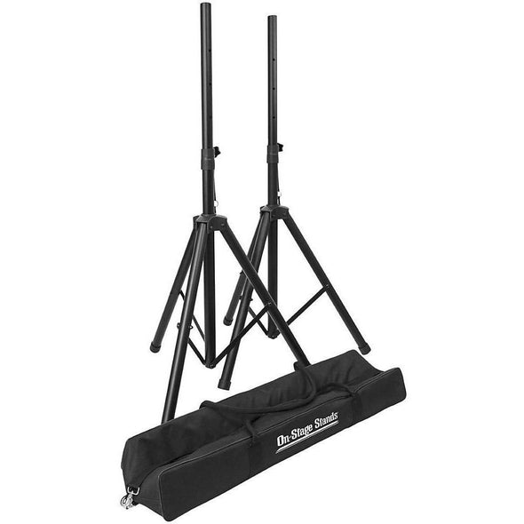 On-Stage Compact Speaker Stand Pack - Andy's Music