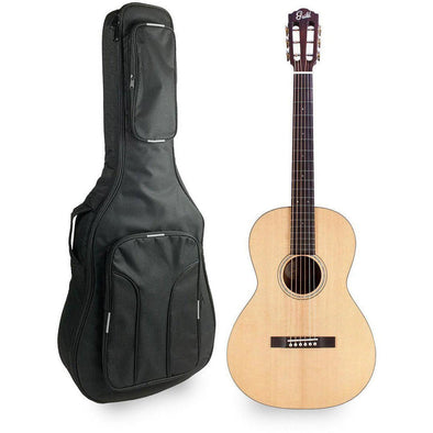Guild P-240 Memoir Parlor Acoustic Guitar With Free Bag - Andy's Music