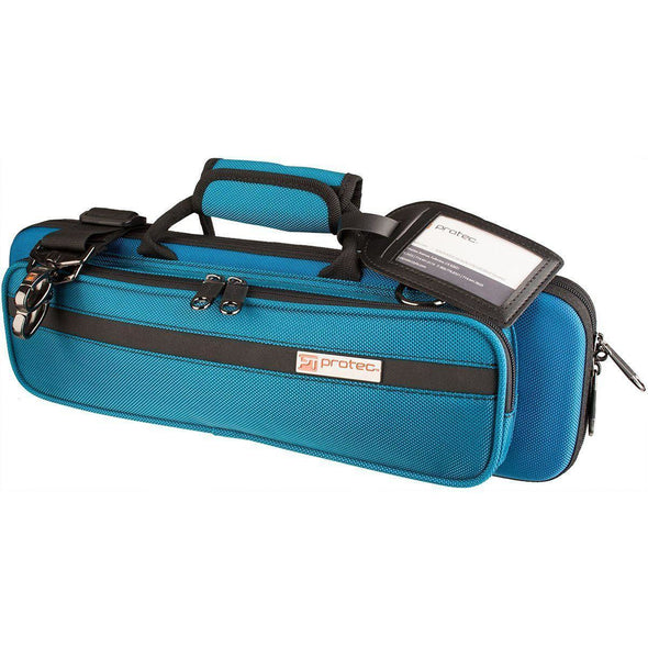 ProTec Flute PRO PAC Slimline Case in Teal Blue - Andy's Music