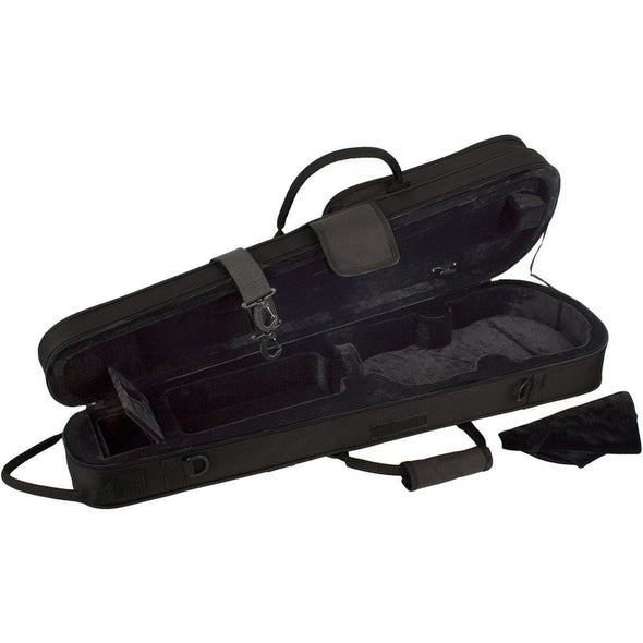 ProTec Violin MAX Shaped 4/4 Case in Black - Andy's Music