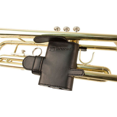 Protec Trumpet 6-Point Leather Valve Guard - Andy's Music