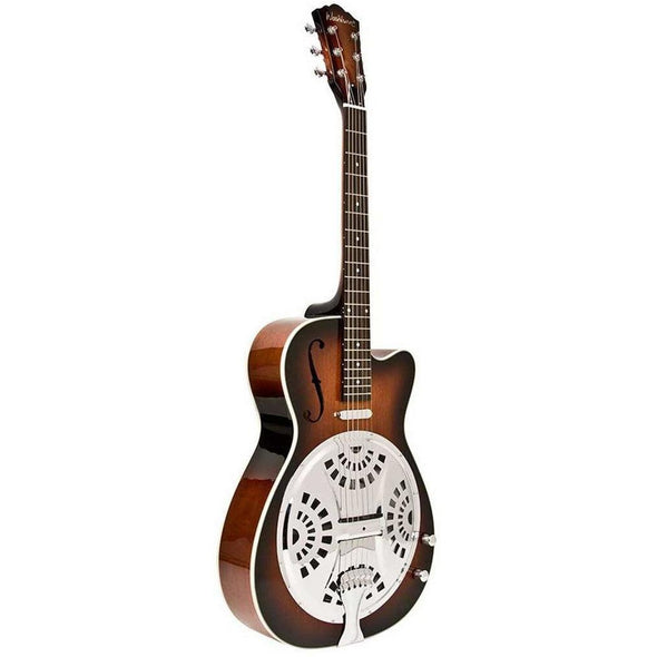 Washburn R15RCE Acoustic Electric Resonator Guitar-Andy's Music