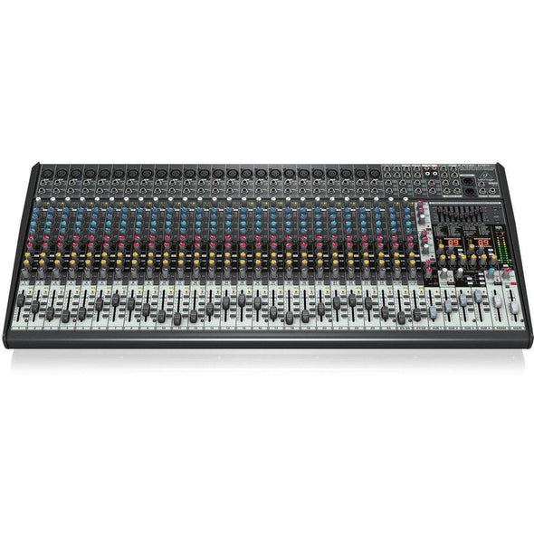 Behringer SX3242FX 32-Input 4-Bus Studio And Live Mixer With Effects - Andy's Music