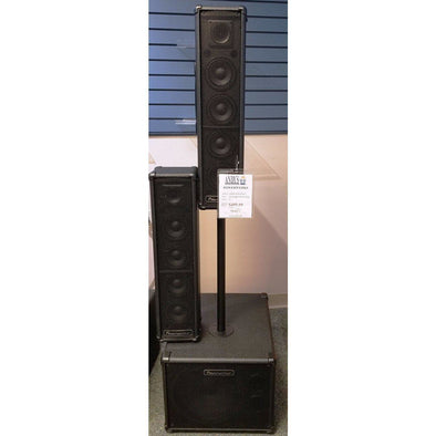 USED Powerwerks All-In-One PA System - Andy's Music