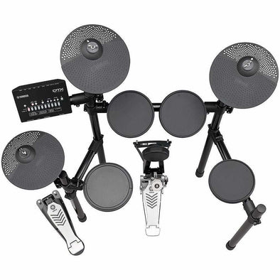Yamaha DTX452K Electronic Drum Set With Rack - Andy's Music