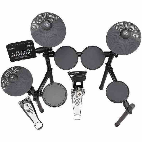 Yamaha DTX452K Electronic Drum Set With Rack