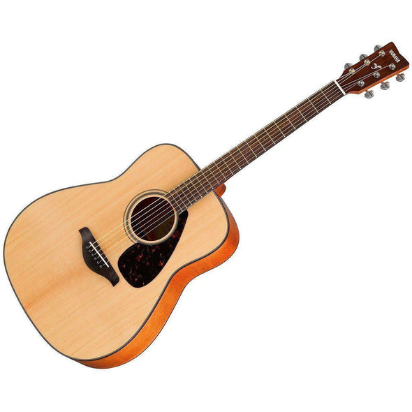 Yamaha FG800M Matte Finished Acoustic Guitar Bundle - Andy's Music