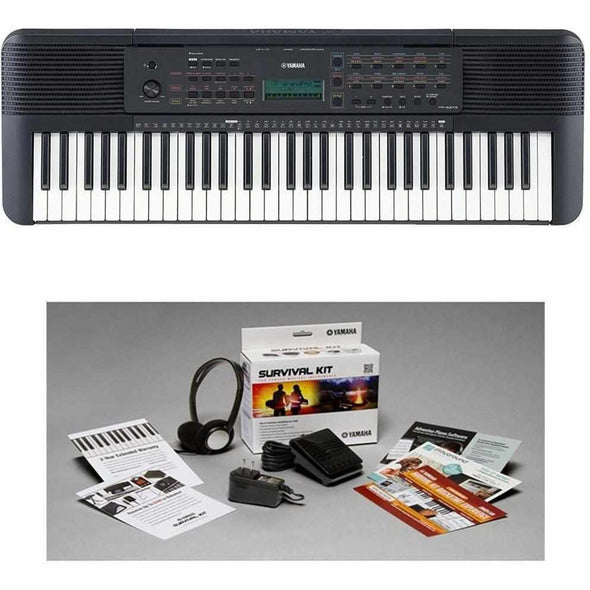 Yamaha PSR-E273 61-Key Arranger Keyboard - Andy's Music