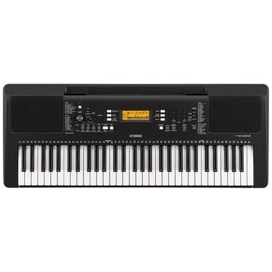 Yamaha PSRE363 Touch Sensitive 61-Key Portable Keyboard