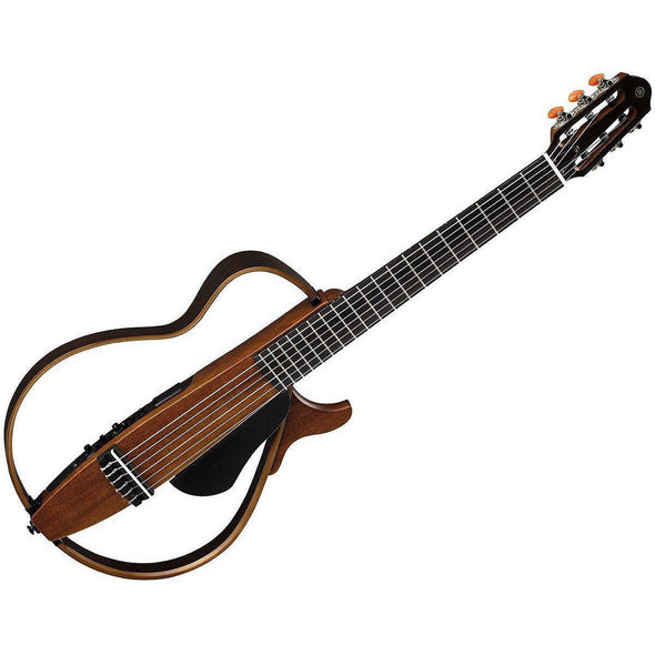 Yamaha SLG200N Silent Guitar Nylon String with Bag & Earphones