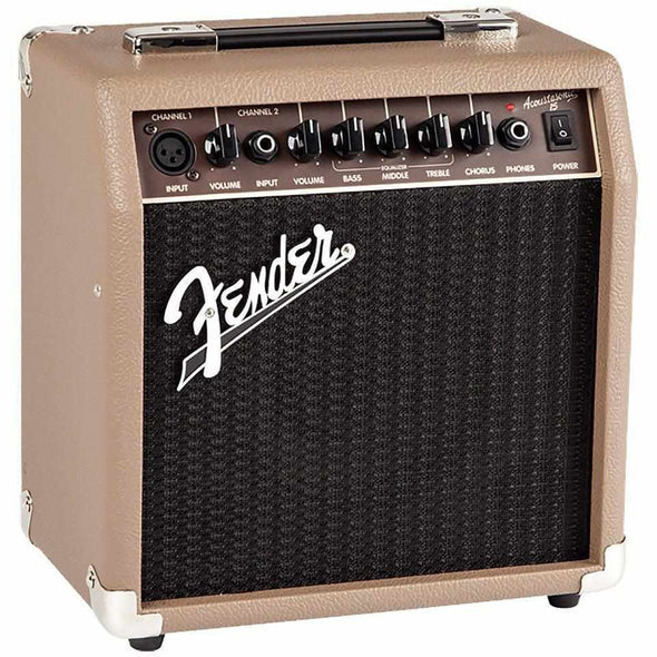 Fender Acoustasonic 15 2-Channel Acoustic Guitar Amplifier