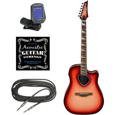 Ibanez Altstar ALT30 Acoustic Electric Guitar With FREE Accessories - Andy's Music