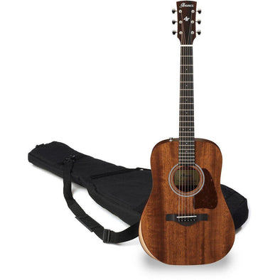Ibanez Artwood AW54JROPN Jr Acoustic Guitar With Bag - Andy's Music