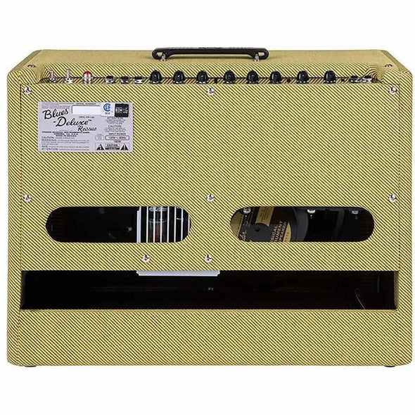 Fender Blues Deluxe Reissue 40 Watt Tube Combo Guitar Amp-Andy's Music