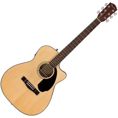 Fender CC-60SCE Concert Cutaway Acoustic-Electric Guitar