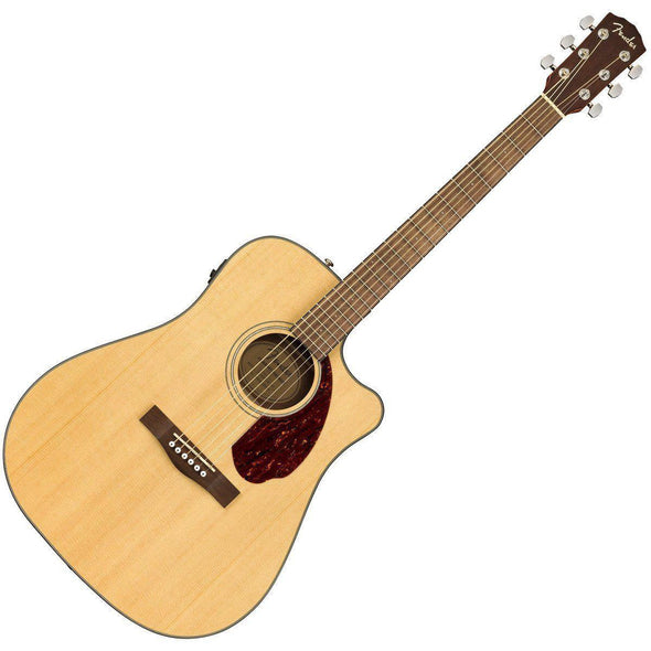 Fender CD-140SCE Acoustic-Electric Guitar With Hard Case