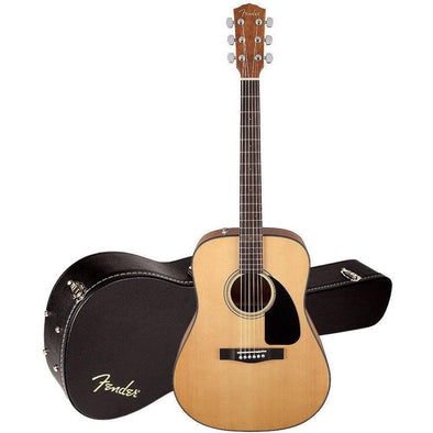 Fender CD-60 Dreadnought V3 Acoustic Guitar With Hardshell Case