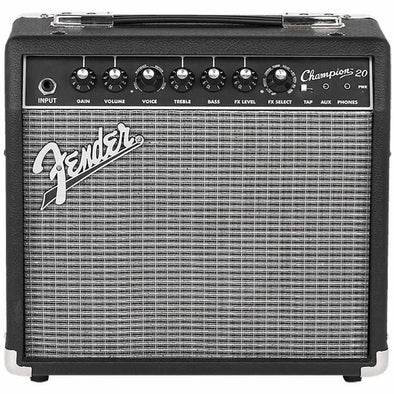 "Fender Champion 20 1x8"" 20 Watt Combo Guitar Amp 