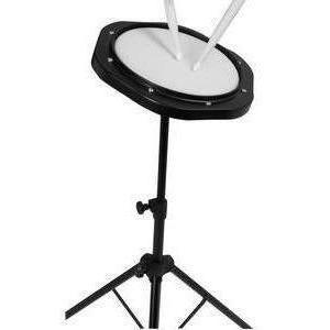 DrumFire DFP5500 Drum Practice Pad with Stand & Bag-Andy's Music