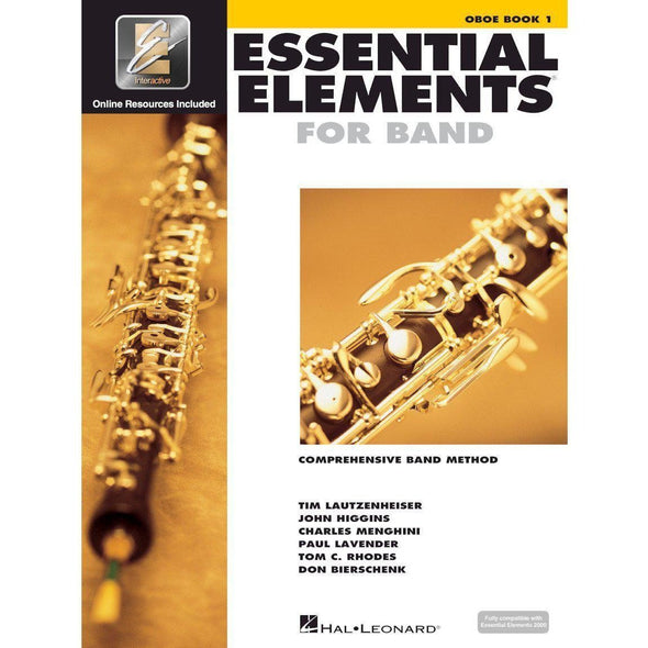 Essential Elements for Band Book 1-Oboe-Andy's Music