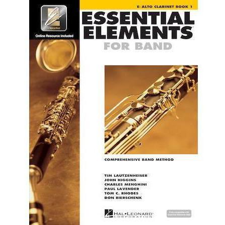 Essential Elements for Band Book 1-Eb Alto Clarinet-Andy's Music