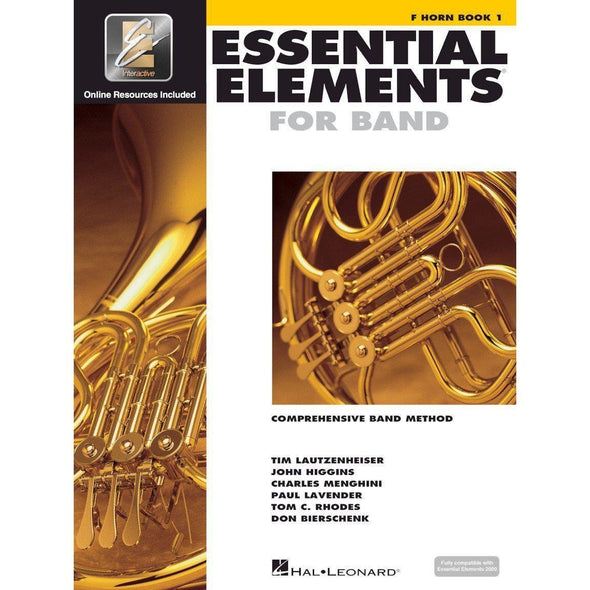 Essential Elements for Band Book 1-F Horn-Andy's Music