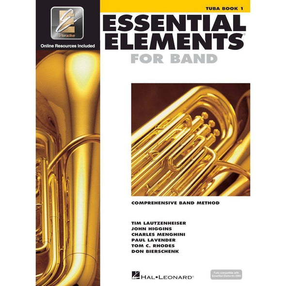 Essential Elements for Band Book 1-Tuba-Andy's Music