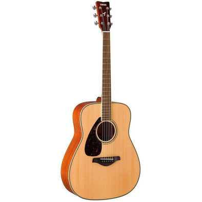 Yamaha FG820L Solid Top Left Handed Acoustic Guitar