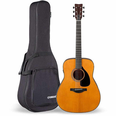 Yamaha FGX3 Acoustic Electric Guitar With Hard Bag