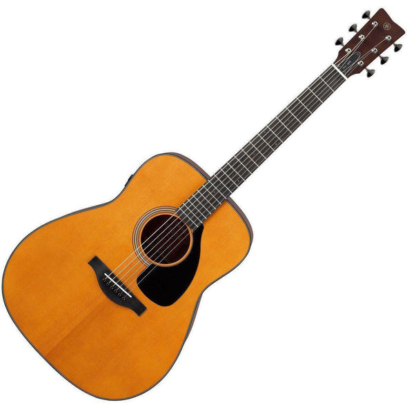 Yamaha FGX3 Acoustic Electric Guitar With Bag - Andy's Music