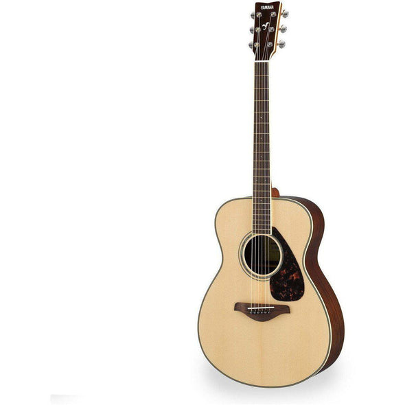 Yamaha FS830 Concert Acoustic Guitar-Natural-Andy's Music